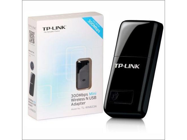 TPLINK USB WIFI 300Mbps wireless adapter for desktop and laptop