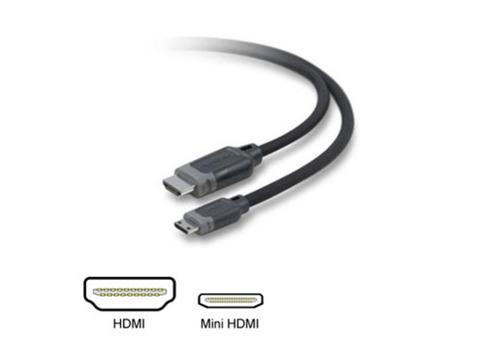 HDMI to Mini HDMI cord}