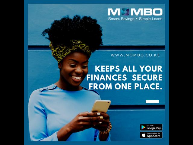 Smart Savings And Simple Loans in Kenya- Mombo App