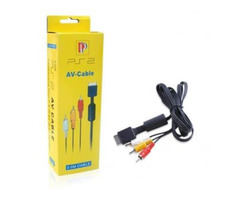 AV cable for Playstation 2 and 3