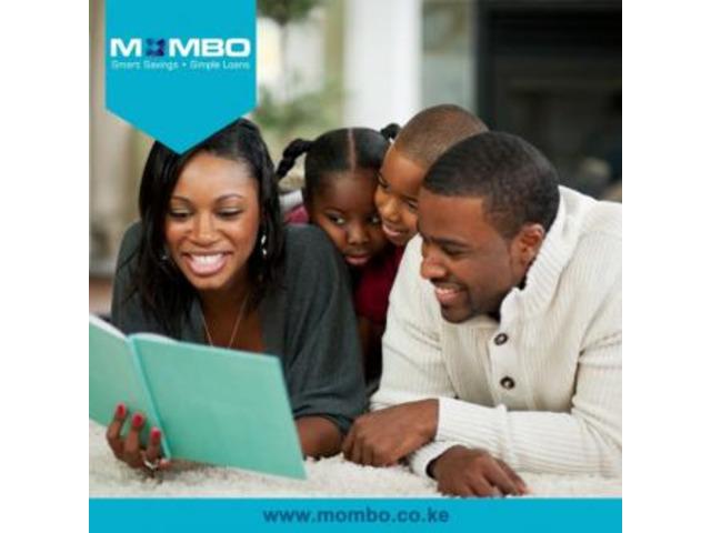 No-Fee Savings Account With Mombo App
