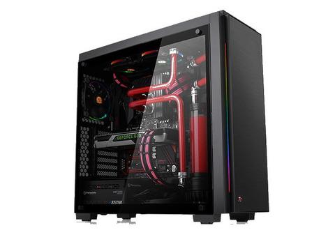 Thermaltake Versa C23 RGB Gaming ATX Tower Computer Casing