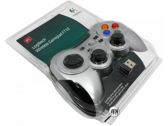Logitech F710 Original Wireless Gamepad