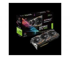 Nvidia 8GB GTX 1080 Asus STRIX GAMING Graphics Card