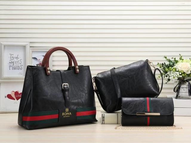 Classy 3-in-1 Ladies Handbags