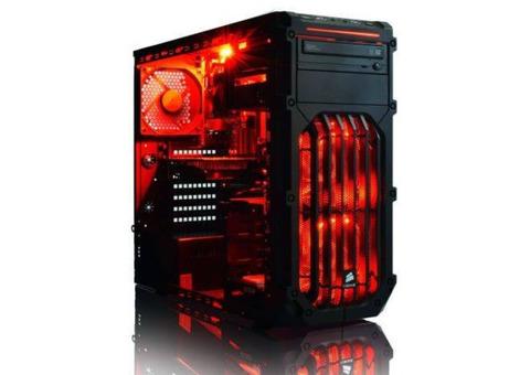 Core i7 4.2ghz Liquid cooled 32gb RAM Custom PC