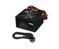 Gamer Series 500WATTS GAMING POWER SUPPLY with PCIE 6pin Connecto