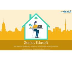 GeniusEdusoft – School Management Software