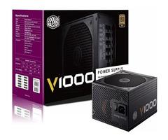Cooler Master V1000 1000W 80 PLUS GOLD Full Modular Gaming Power Supply