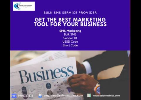 Bulk SMS Service Provider Kenya