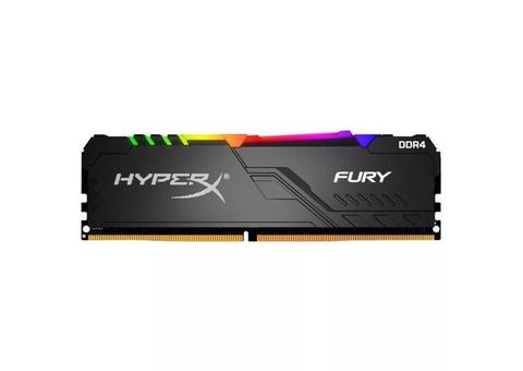 16GB DDR4 RGB HYPERX FURY UDIMM 3000mhz Desktop Ram single stick{ brand new }
