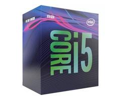 Intel Hexa Core i5 9400F upto 4.1GHz 9th generation boxed Processor for desktop