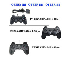 Offer !! Brand new Gamepads Offer !!