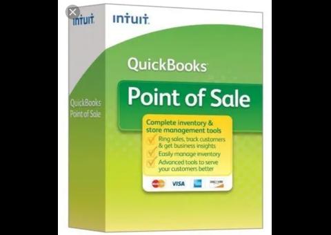 Original Quickbook Point Of Sale Pro Software