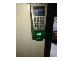 BIOMETRIC ACCESS CONTROL INSTALLATION IN KENYA