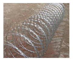 RAZOR WIRE 730mm suppliers and installers in kenya