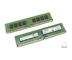8GB DDR4 Desktop Ram { brand new }