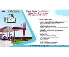 Petrol Station Management System