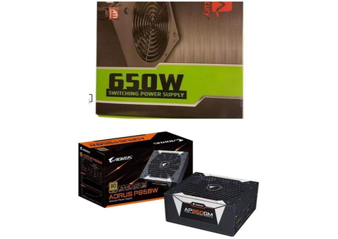 Offer !!-- New Gaming Power Supply Units --Offer !!