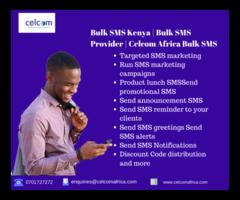 Bulk SMS Messaging Solution In Kenya - Celcom Africa Bulk SMS